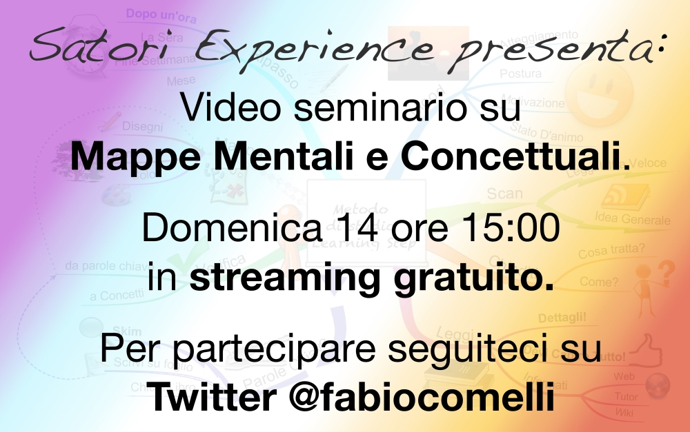 streaming domenica satori